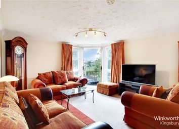 Thumbnail 2 bed flat for sale in Orchid Court, 130 Preston Road, Wembley