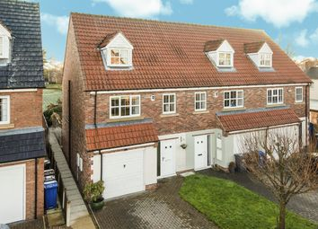 3 bed end terrace house for sale in Fieldside Court, Church Fenton, Tadcaster LS24
