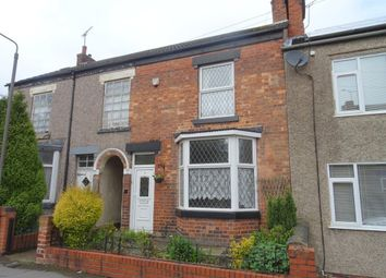 Thumbnail 3 bed terraced house for sale in Greaves Street, Ripley