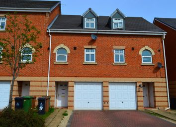 Thumbnail 3 bedroom town house for sale in Little Island Drive, Willenhall
