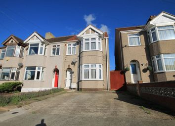 Thumbnail 5 bed terraced house to rent in Hillfoot Road, Romford