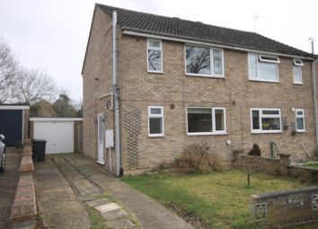Thumbnail 3 bed semi-detached house to rent in Ilex Road, St Ives, Cambridgeshire