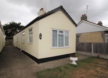 Thumbnail 2 bed detached bungalow for sale in Woodcutters Avenue, Leigh-On-Sea