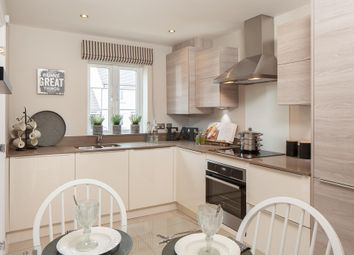 "Thumbnail 3 bedroom semi-detached house for sale in ""Barwick"" at Windsor Avenue, Newton Abbot"