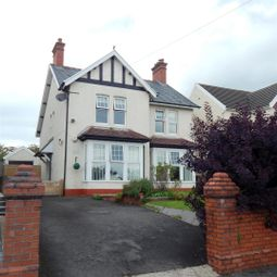 Thumbnail 4 bedroom detached house for sale in Vicarage Road, Morriston, Swansea