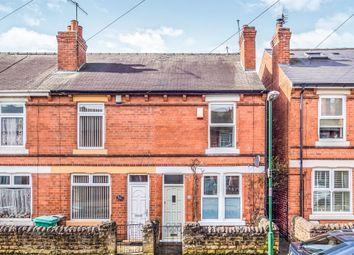 Thumbnail 2 bed end terrace house for sale in Ockerby Street, Bulwell, Nottingham