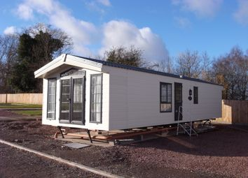 Thumbnail 2 bed mobile/park home for sale in Trumpet, Ledbury