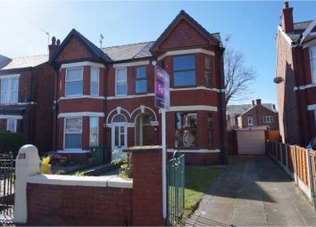 Thumbnail 3 bed semi-detached house for sale in Fir Street, Southport
