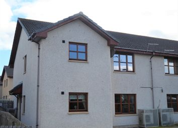 Thumbnail 2 bed flat for sale in Barlink Road, Elgin