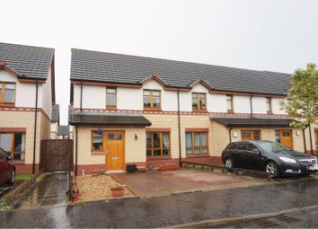 Thumbnail 2 bed end terrace house for sale in Wood Street, Grangemouth