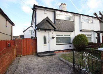3 bed semi-detached house for sale in Deerpark Road, Belfast BT14