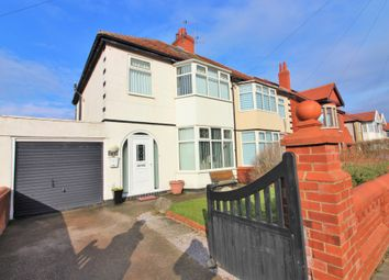 Thumbnail 3 bed semi-detached house for sale in Montpelier Avenue, Bispham