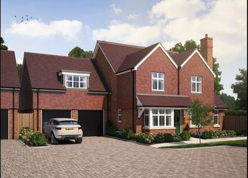 Thumbnail 4 bed detached house for sale in Worthing Road, Southwater, Horsham, West Sussex