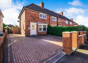 Thumbnail 3 bed end terrace house for sale in Bassett Road, Wednesbury
