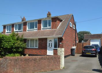 3 bed semi-detached house for sale in Littlemead Lane, Exmouth EX8