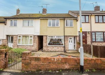 Thumbnail 3 bed terraced house for sale in Barons Close, Flint, Clwyd, Flintshire