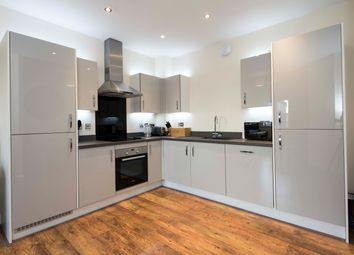 Thumbnail 2 bed flat for sale in Mallard Close, Southam