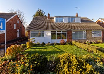 Thumbnail 2 bed bungalow for sale in Beecroft Crescent, Leeds, West Yorkshire