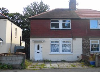 Thumbnail 2 bed semi-detached house for sale in WA10 6Nb, Windlehurst St Helens,