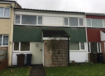 Thumbnail 3 bedroom terraced house for sale in Nevada Way, Birmingham, Warwickshire