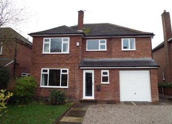 Thumbnail 5 bed detached house for sale in Wilmslow Road, Handforth, Wilmslow, Cheshire