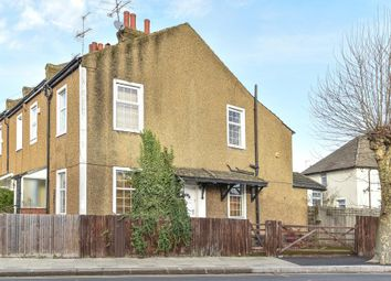 Thumbnail 2 bedroom end terrace house for sale in New Barnet, Barnet