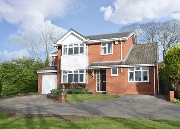 Thumbnail 5 bed detached house for sale in Hunslet Road, Burntwood