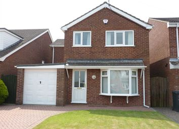 Thumbnail 4 bed detached house to rent in Woodlands Avenue, Keelby, Grimsby