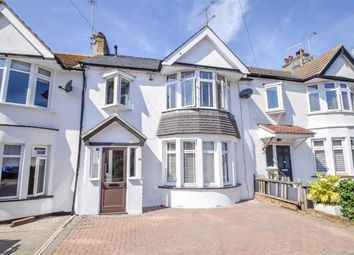 Thumbnail 3 bed terraced house for sale in Southsea Avenue, Leigh-On-Sea, Essex