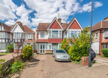 Thumbnail 5 bed semi-detached house to rent in The Dene, Wembley