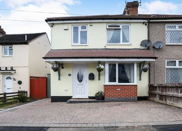 Thumbnail 4 bedroom semi-detached house for sale in Houldsworth Crescent, Coventry