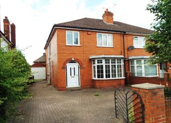 Thumbnail 4 bed semi-detached house to rent in Boultham Park Road, Lincoln