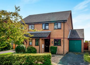 Thumbnail 3 bed semi-detached house for sale in Wingfield Meadows, The Street, Stonham Aspal, Stowmarket