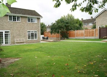 Thumbnail 4 bed terraced house to rent in Feacey Down, Gadebridge, Hemel Hempstead