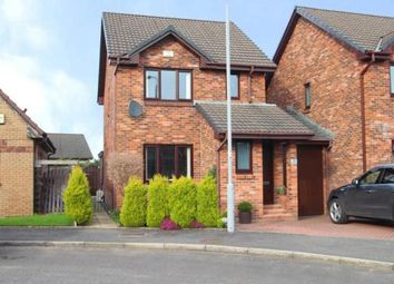 Thumbnail 3 bed link-detached house for sale in Brierie Hills Court, Crosslee, Johnstone, Renfrewshire