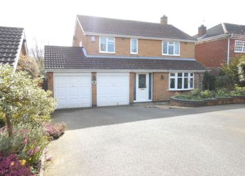Thumbnail 4 bed detached house to rent in Weir Road, Kibworth Beauchamp, Leicestershire