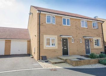 Thumbnail 3 bed semi-detached house for sale in Laurel Drive, Lyde Green, Bristol
