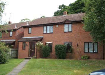 Thumbnail 5 bed property to rent in Lowlands, Hatfield, Hertfordshire