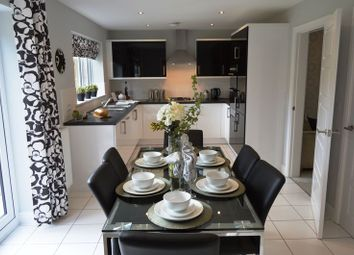 Thumbnail 4 bed detached house for sale in Plot 9 The Alderley, Gee Cross, Hyde