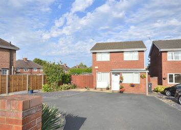 Thumbnail 3 bed detached house for sale in Hawthorne Avenue, Abbeydale, Gloucester, Gloucester