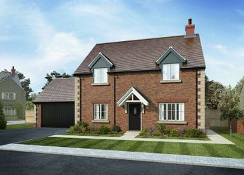 "Thumbnail 4 bed detached house for sale in ""Durrant House"" at Willow Bank Road, Alderton, Tewkesbury"