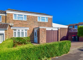 Thumbnail 4 bed end terrace house to rent in Dovedale Crescent, Crawley