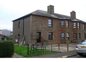 Thumbnail 2 bed flat to rent in Waterfoot Road, Annan