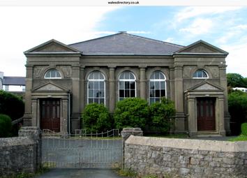 Thumbnail Office for sale in Peniel Chapel (Welsh Calvinistic Methodist), Llaneilian Road, Porth Amlwch | Coflein