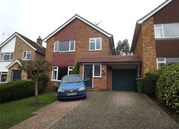 Thumbnail 4 bed detached house to rent in Pine Croft, Marlow, Buckinghamshire