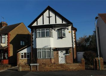 Thumbnail 3 bed detached house to rent in Lytton Road, Romford