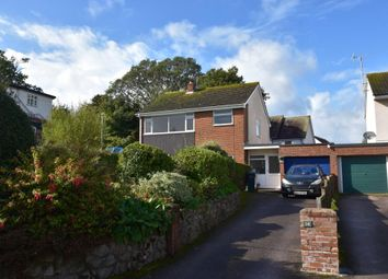 Thumbnail 3 bed detached house for sale in Oak Park Villas, Dawlish, Devon
