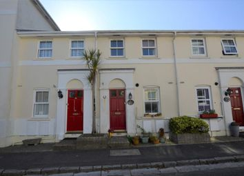 Thumbnail 2 bed terraced house for sale in York Villas, York Road, Babbacombe, Torquay, Devon