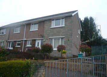 Thumbnail 3 bed semi-detached house to rent in Heol Coed Leyshon, Coytrahen, Bridgend, Mid. Glamorgan.