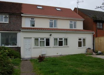 Thumbnail 6 bed end terrace house for sale in Straight Road, Romford